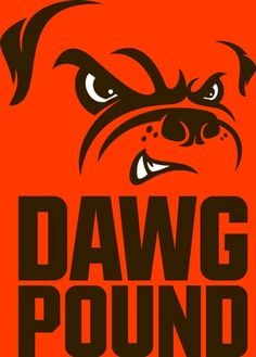 Cleveland Browns Misc Logo (2015) - Cleveland Browns Dawg Pound