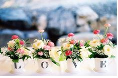 wedding centerpieces with tea cups | Collect Collect this now for later