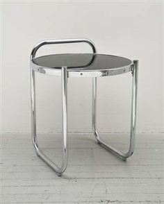 Gilbert Rohde Occasional Table Troy Sunshade Company