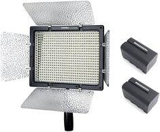 Yongnuo YN-600L II YN600L II Pro LED-Videoleuchte: Amazon.de: Kamera