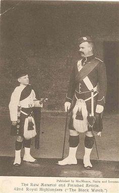 42nd Royal Highlanders   (Black Watch)