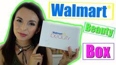 UNBOXING - Walmart Beauty Box! ABRIENDO CAJAS