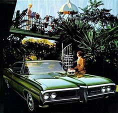 1968 Pontiac Catalina 4-Door Hardtop: Art Fitzpatrick and Van Kaufman