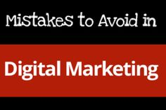 6 Article Marketing Mistakes That Every Digital Marketer Should Avoid