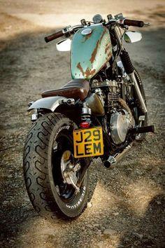 Kawasaki EN500 By Dust Motorcycles