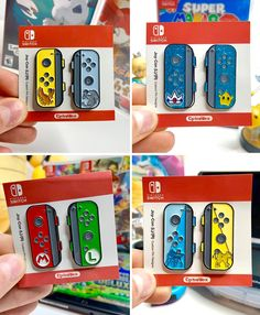 Nintendo Switch Joy-Con Pins - Nintendo Switch Console - Ideas of Nintendo Switch Console - Nintendo Switch Joy-Con Pins! Pokemon Deck, Pokemon Snorlax, Nintendo Pokemon, Nintendo Characters, Pokemon Cards, Nintendo Switch Accessories, Videogames, Gaming Room Setup, Deck Box