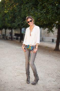 Vanessa Jackman: Paris Moda Haftası'nda SS 2012 ... Sofya