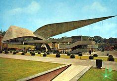 Pavillon du Genie Civil Expo 58 Bruxelles