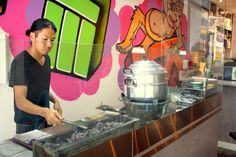 Malaysian street food hot off the coals at Masak Masak Melbourne Restaurants, Street Food, Hot