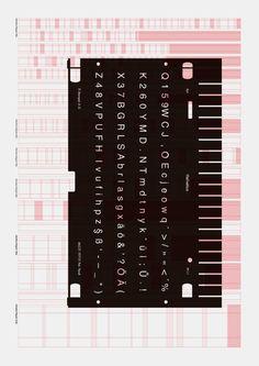В честь 60-летия шрифта Гельветика Husmee Studio Graphique поросила известные студии сделать по 1 плакату в честь события