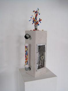 Non Brand Specific Building Block Fountain - johnsemmens.com