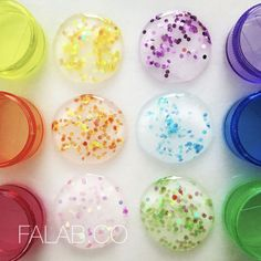 Slimy Slime, Edible Slime, Slime Swirl, Instagram Slime, Pretty Slime, Borax Powder, Playing With Slime, Rainbow Slime, Slime And Squishy