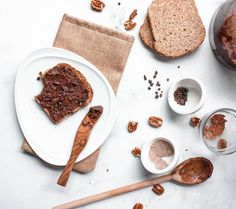 If you are anything like me, you probably aren't quite getting enough protein in your diet OR open to finding creative ways to make something decadent taste good and help you feel good. As a fan of pecans and making homemade pecan butter, I decided to indulge the sweet tooth a little with a triple chocolate pecan butter spread that incorporates THREE different sources of chocolate and creates a spread that is tasty and satiating as a snack or quick lunch. I hope you enjoy as much as we…