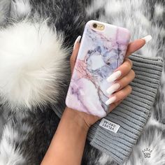 Painted Marble Soft TPU Phone Cases For iphone 7 Plus 6 Creative Mobile Phone Protective Cover - Newchic Mobile. Iphone 7 Plus, Iphone 5c, Coque Iphone 4, Iphone Cases, Cute Cases, Cute Phone Cases, Portable Iphone, Velvet Caviar, Telephone Iphone
