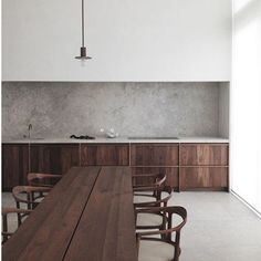 "Be inspired ""Design Forever classic"" Hans Verstuyft Architects #ashwood #architecture #interiors #stone #scale #textures #contemporaryclassic #modern #minimalism #kitchendesign #instarchitecture #design #contempoperth"