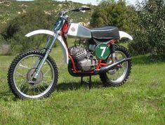 Jaroslav Falta's 1974 works CZ 250