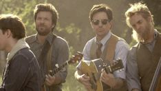 And they were singing. | The New Mumford And Sons Music Video Parodies Itself And It's Amazing