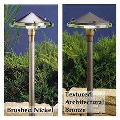 Kichler 15317 Glass & Metal Landscape Path Light - kic-15317