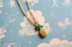 pineapple #necklace #hangit