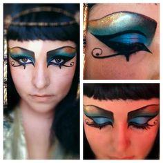 Photo and makeup by jennifer corona