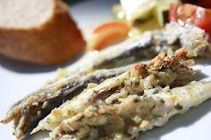 sardinas / Sardinen