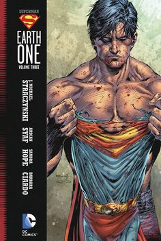 DC Entertainment Launches Earth One Sale, With Up to Off on Superman: Earth One Vol. Batman: Earth One Vol. 2 and More - DC Comics News Comic Shop, First Superman, Batman And Superman, Superman Stuff, Clark Kent, Comic Book Covers, Comic Books Art, Comic Art, Book Art