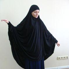 Transformator Khimar Niqab Transformator von ScarfTurbanHijab