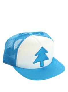 1dee70e4079 Gravity Falls Dipper Pines Cosplay Trucker Hat