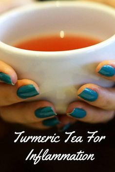 turmeric herbal tea recipe without milk for inflammation, turmeric with many spices makes the best herbal tea with anti inflammatory properties #antiinflammatory #turmerictearecipes #turmerictea #turmericteawithoutmilk #turmericteaforinflammation #inflammationremedy #homeremediesinflammation
