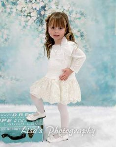 d113b53cc81e1 ALL SIZES IN STOCK - Long Sleeve Creme One Piece with Gold Sparkle Tutu  Skirt https