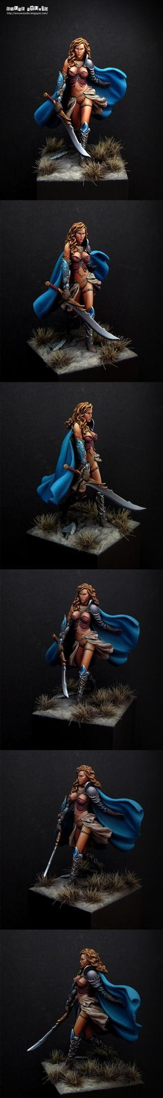 Freya Figure Model: