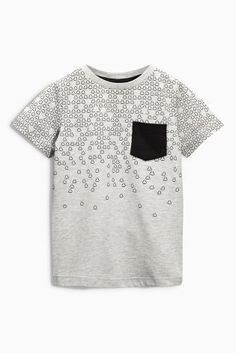 Buy Geo Printed T-Shirt (3-16yrs) online today at Next: Israel