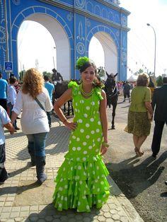 Feria De Sevilla Costumes | Sabores y Senderos de Sevilla: Feria!!! VERDISIMO!