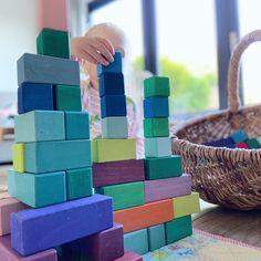 Ik kan hier zo van genieten! Mijn kleine grote meisje maakt bouwsels! Met een beginnetje van mij en de rest van Jule 🥰. #bouwen #papaisconstructeur #grimmswoodentoys #grimms #spelenmetblokken #torensbouwen Jenga, Toys, Activity Toys, Clearance Toys, Gaming, Games, Toy, Beanie Boos