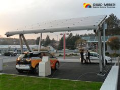 #Charging station for electric vehicles. Volt Point - Eisenstadt - Energie Burgenland #GreenPower GmbH  #smartcities #renewable