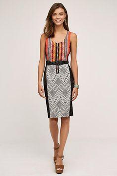 Gramercy Pencil Dress - anthropologie.com