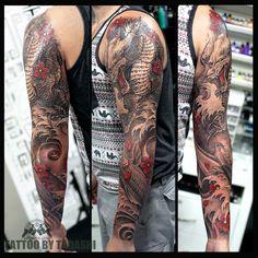 Tadashi Tattoo - Tiệm Xăm Nghệ Thuật Hàng Đầu Việt Nam