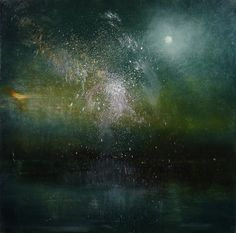 "My oil painting ""Fireworks, Full Moon"" is available at Saatchi Art.  http://www.saatchiart.com/art/Painting-Fireworks-Full-Moon/401106/1603115/view  It was selected as one of the featured works in Saatchi Art's ""Originals For $1000 And Under"" collection curated by Chief Curator and Director Rebecca Wilson.  http://www.saatchiart.com/art-collection/Painting-Mixed-Media/Originals-for-1000-and-Under/153961/45819/view"