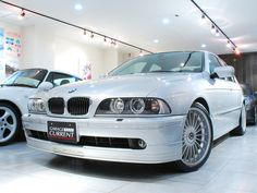BMW ALPINA B10V8S 03y(E39) Limited Edition