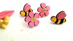 Spring gift guide - for her :)  by Poppets and Princesses on Etsy