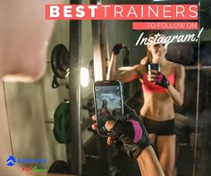 Don't know what to do at the gym? Or are you seeing a little inspiration? Fret not. You need not burn a hole in your pocket anymore. Instagram offers endless fitspiration