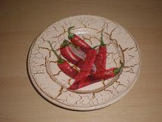 Artesanato Fozcoa: * Pratos de vidro Decoupagé
