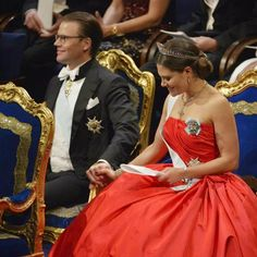 !! REAL- MY ROYALS !!: Nobel Prize Awards Ceremony -Watching Live