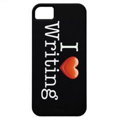 #Zazzle                   #love                     #Love #Writing #Black #iPhone #Case #from #Zazzle.com                         I Love Writing Black iPhone 5 Case from Zazzle.com                            http://www.seapai.com/product.aspx?PID=1362330