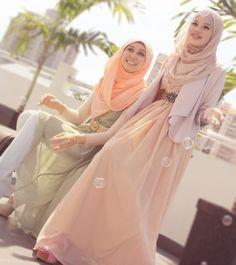 35  Modern Hijab Styles for girls