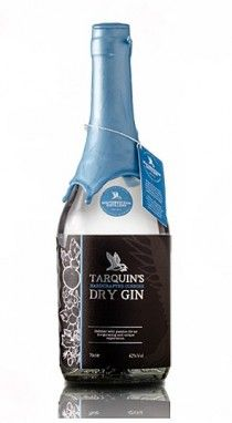 Stunning Cornish Gin, full of zest. Tarquin's Dry Gin is created in Cornwall and signed by chief-distiller Tarquin himself. Whisky, Gin Foundry, Le Gin, Gins Of The World, Gin Brands, Craft Gin, Gin Bar, Juniperus Communis, Bottle Packaging