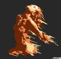 Splashgirl Fictional Characters, Art, Art Background, Kunst, Fantasy Characters, Art Education