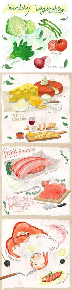 이미지투데이 채소 건강식품 다양함 수채화 시금치 신선 음식 야채 페인터 치즈 와인 해산물 새우 고기 돼지고기 육류 삼겹살 통로이미지 tongroimages imagetoday vegetable healthy food variety fresh painter cheese wine seafood shrimp pork belly