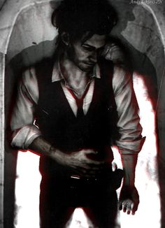 The Evil Within   Sebastian Castellanos