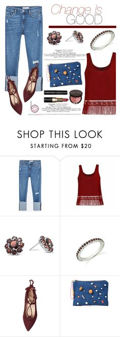 """Change is good!"" by blossom-jewels ❤ liked on Polyvore featuring Zara, Ally Fashion, Venessa Arizaga and Bobbi Brown Cosmetics"